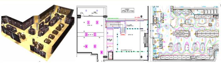 architecte eclairage. Black Bedroom Furniture Sets. Home Design Ideas